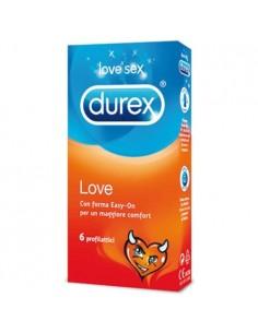 Preservativos Durex Love
