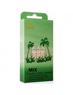 Preservativos Mix - 12 Unidades - PR2010323552