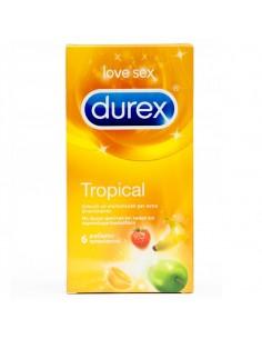 Preservativos Durex Tropical