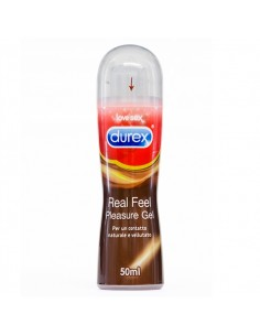Lubrificante Durex Real Feel (50ml)