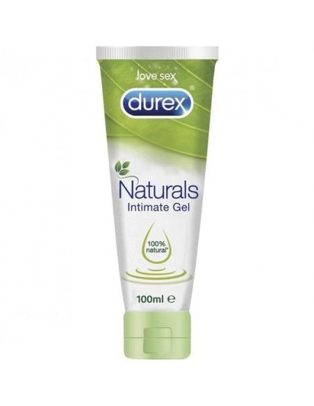 Durex Lubricante Íntimo Naturals 100 Ml
