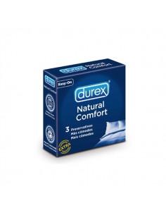 Durex Natural Comfort - 3 Unidades - PR2010308213