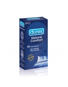 Durex Natural Comfort - 10 Unidades - PR2010308218